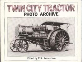 Twin City Tractor Photo Archive