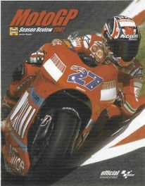 Motogp 2007 Season Review