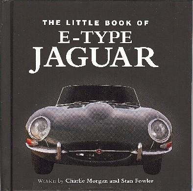 Hyundai Customer Service >> Little Book Of E-type Jaguar | Motoring Books | Chaters