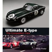Ultimate E-Type: The Competition Cars