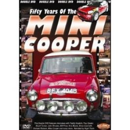 50 Years of the Mini Cooper: (Double DVD)
