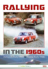 Rallying in the 1960s (67 Mins) DVD