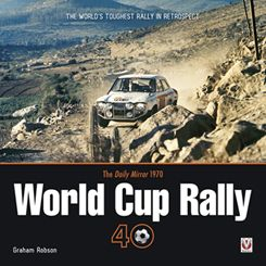 Daily Mirror World Cup Rally 40