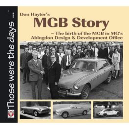 Don Hayter's MGB Story (Those Were the Days...) (2018 Reprint) -