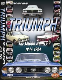 Triumph The Saloon Models: 1946-1984 (2-DVD Set)