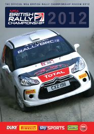 British Rally Championship Review 2012 (218 Mins) DVD