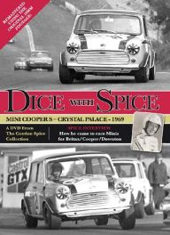 Dice With Spice - Mini Cooper S - Crystal Palace - 1969 (DVD) 35 Mins