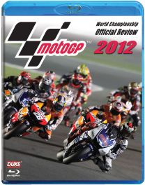 MotoGP 2012 Review (207 Mins) Blu-ray