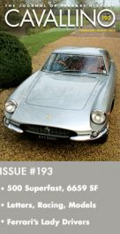 Cavallino Number 193 (February / March 2013)