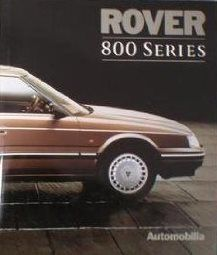 Rover 800 Series (new Great Cars)