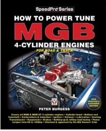 How to Power Tune MGB 4-Cylinder Engines Updated edition