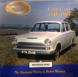 Ford Cars 1945-1964 (2nd Edition)