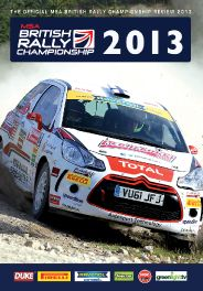 British Rally Championship Review 2013 (235) DVD