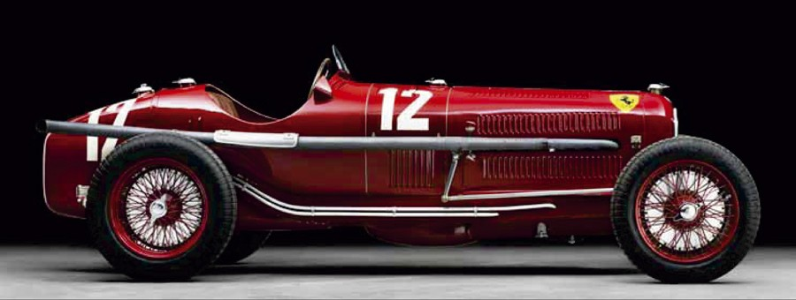 The Magnificent Monopostos: Alfa Romeo Grand Prix Cars ...