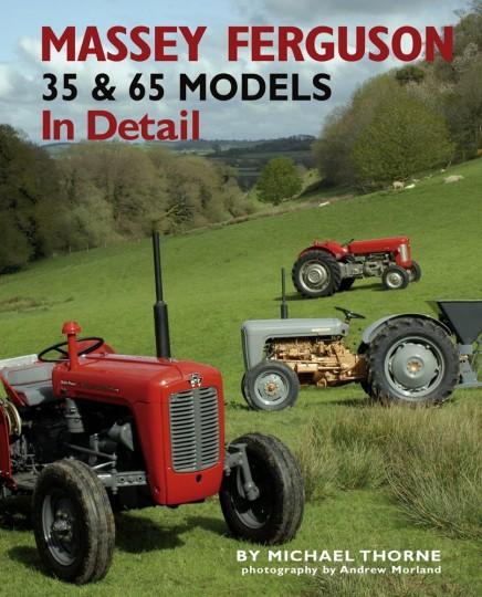 massey ferguson 35 36 models in detail motoring books chaters rh chaters co uk Massey Ferguson Operators Manual Massey Ferguson 471 Repair Manuals