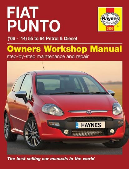 fiat grande punto punto evo punto 06 15 55 to 64 motoring rh chaters co uk fiat punto owners manual fiat punto service manual