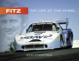 FITZ: My Life At The Wheel, John Fitzpatrick.