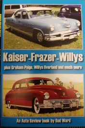 Kaiser-Frazer-Willys (Auto Review No 127 )