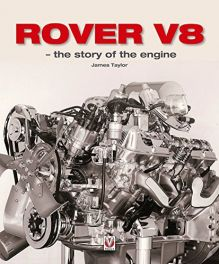 Rover V8: The Story Of The Engine