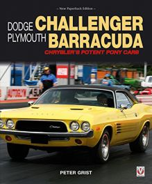 Dodge Challenger/plymouth Barracuda