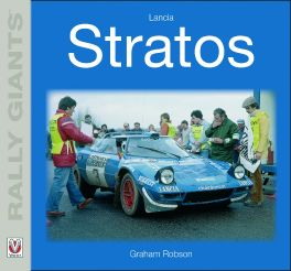Lancia Stratos (Rally Giants Series)