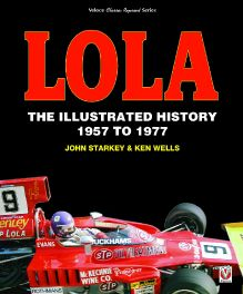 Lola The Illustrated History 1957-1977 Paperback
