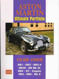Aston Martin 1948-1968 Ultimate Portfolio