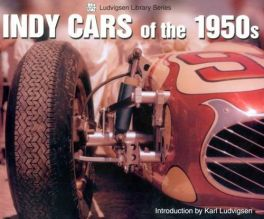 Indy Cars Of The 1950's