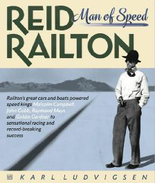 REID RAILTON Man of Speed