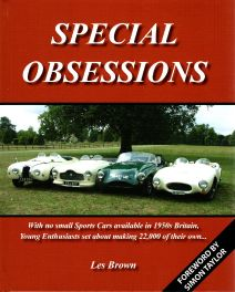 Special Obsessions : A History of British Specials 1947-62 Volume 1