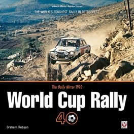 Daily Mirror 1970 World Cup Rally 40 (Veloce Reprint Series Softbound)