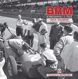 BRM - A mechanic's tale  (Veloce Classic Reprint Series Softbound)