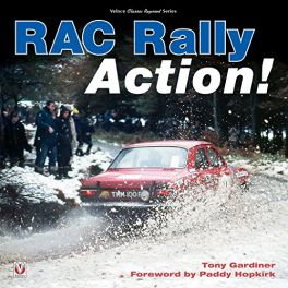 RAC Rally Action! (Veloce Reprint Series Softbound)