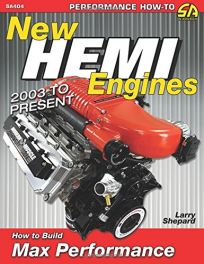 New Hemi Engines: 2003 to Present: How to Build Max Performance (Performance How-to)