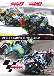 Motogp 2/3 2017 Review (248 Mins DVD