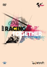 Racing Together 1949-2016 A History Of MotoGP (118 Mins) DVD