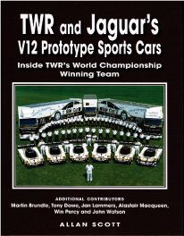 TWR and Jaguar's V12 Prototype Sports Cars.