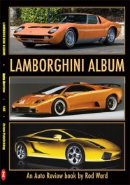 Lamborghini Album (Auto Review Album Number 148)