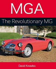 MGA : The Revolutionary MG