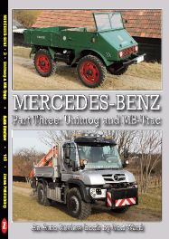 Mercedes-Benz Part 3, Unimog and MB Trac (Auto Review Album Number 149)