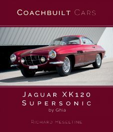 Jaguar XK120 Supersonic : Coachbuilt Cars Series