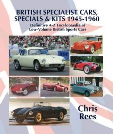 British Specialist Cars,Specials & Kits 1945-60