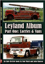 Leyland Album Part One: Lorries & Vans (Auto Review Album Number 152)