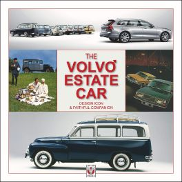Volvo Estate: Design Icon & Faithful Companion