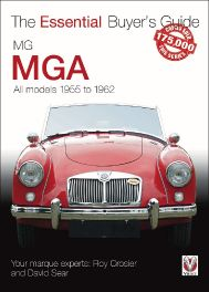 MGA 1955-1962 (Essential Buyer's Guide Series)