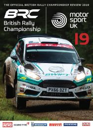 British Rally Championship Review 2019 (120 Mins) DVD