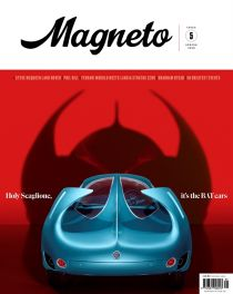 Magneto Issue 5 Spring 2020 - Bat Cars