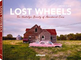 Lost Wheels : The Nostalgic Beauty of Abandoned Cars