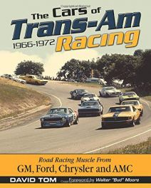 Cars of Trans-Am Racing: 1966-1972