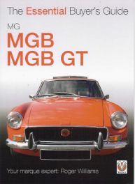 Mgb & Mgb Gt Essential Buyer's Guide